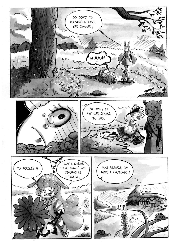 TFA: Les Bidules de Bidou 4 by hiromihana