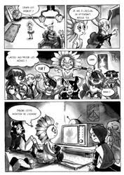 TFA: Les Bidules de Bidou 5 by hiromihana