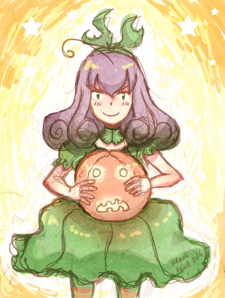 Happy Halloween 2016 by hiromihana