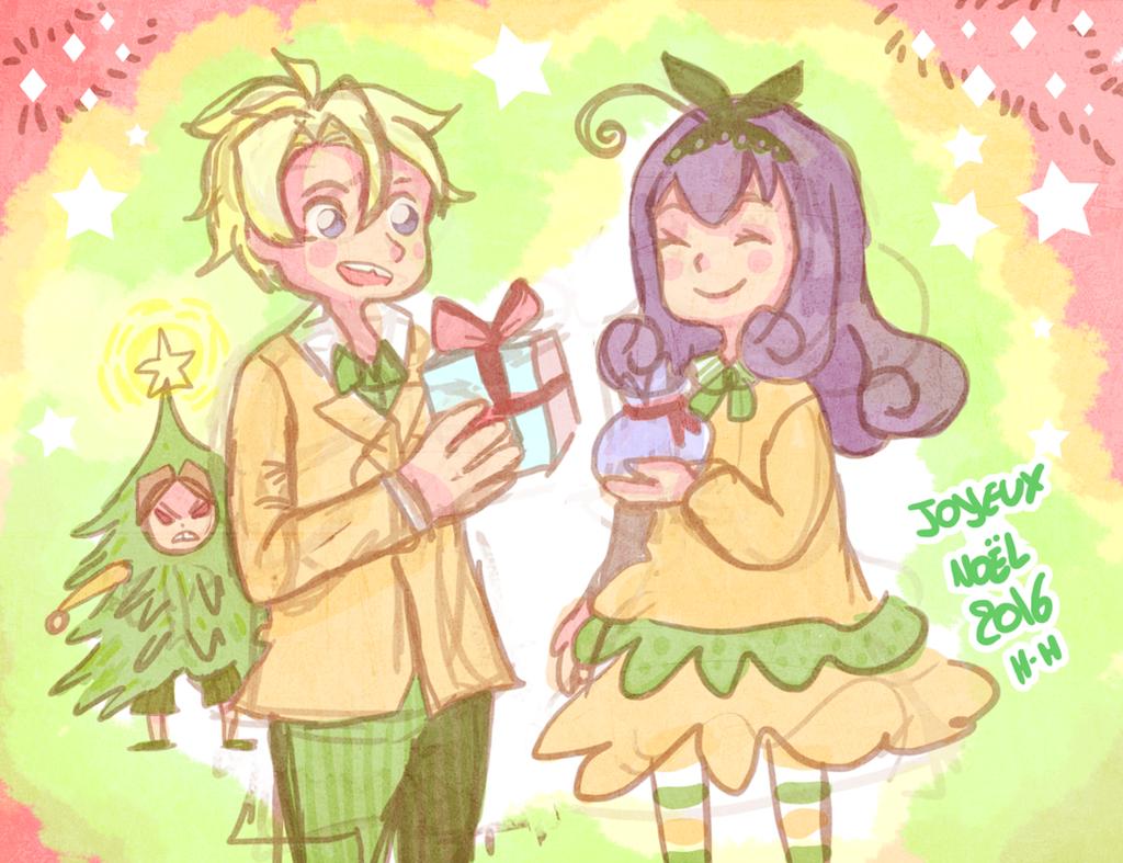 Joyeux Noel 2016 by hiromihana