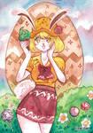 Watercolor : Carrot