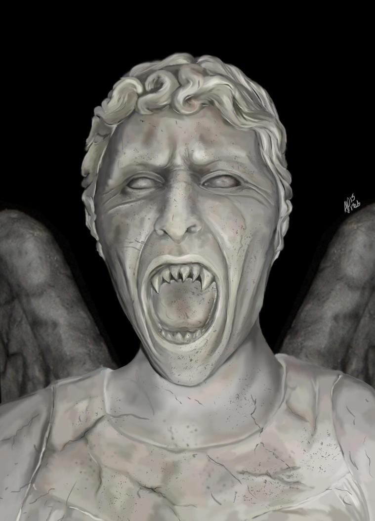 Weeping Angel by ZTKuko
