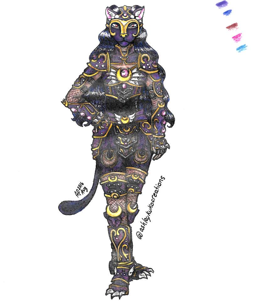 Luna Armor by ZTKuko