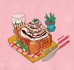 Food - Honey Bread