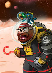 Spacepirate Webjameshart