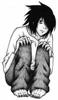 Death Note - L Lawliet