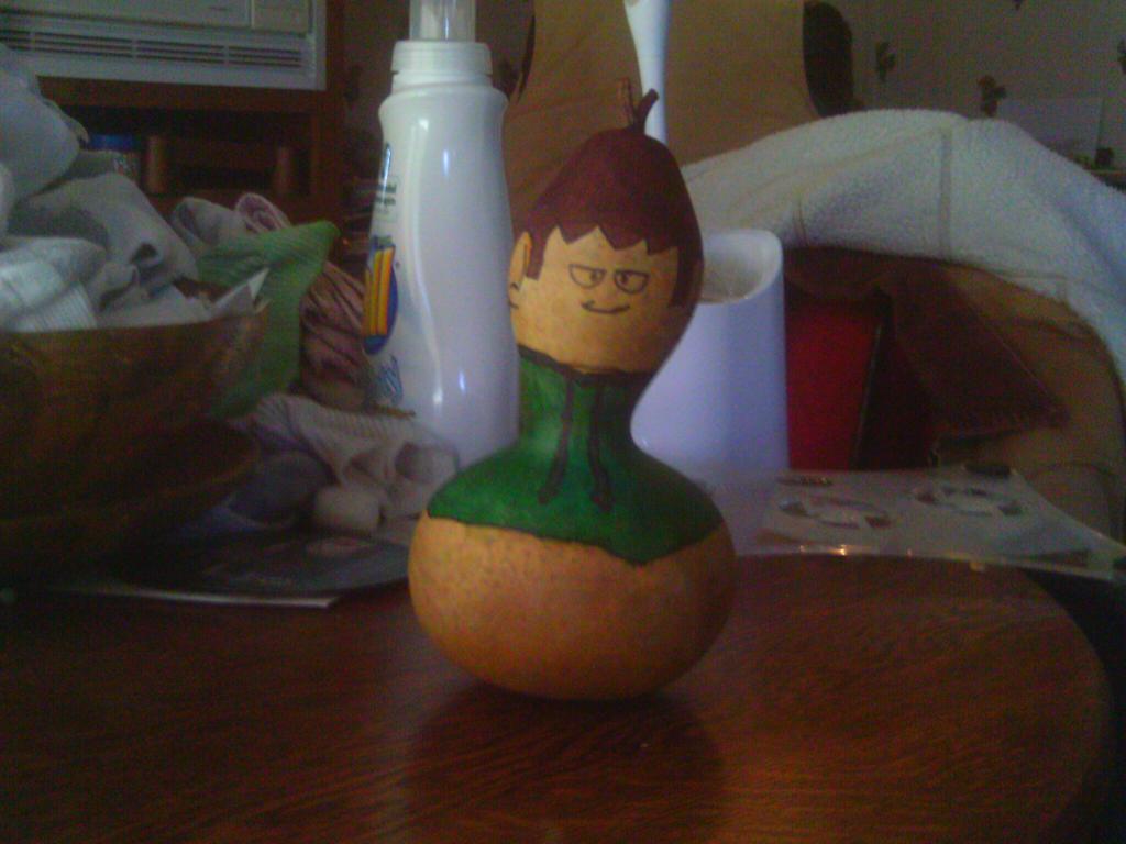 Edd Gourd (Tribute to Edd Gould) by ThePuzzledBoy