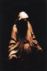 Skeletal Madonna I by RecluseSpider