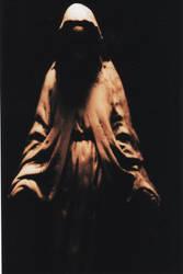 Skeletal Madonna II by RecluseSpider