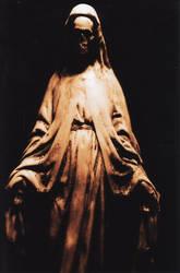 Skeletal Madonna III by RecluseSpider