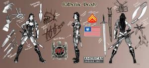 ADA KB Armor Design by ElementJax
