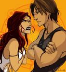 Cerridwen and Eros