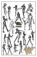POSES- Full by ElementJax