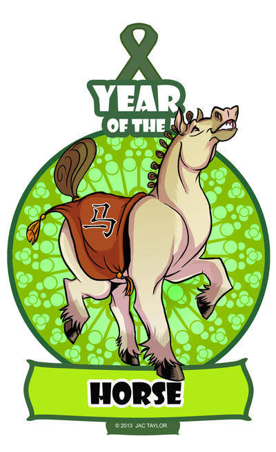 Year of the horse by elementjax on deviantart