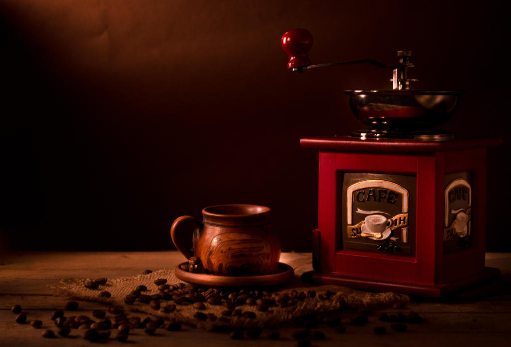 you make my morning. by ilmari-nen