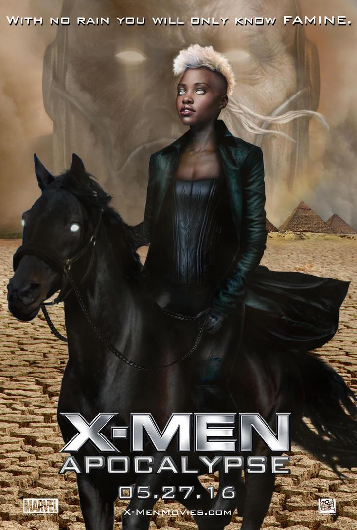 X-Men: Apocalypse Movie Poster #1 by njferns