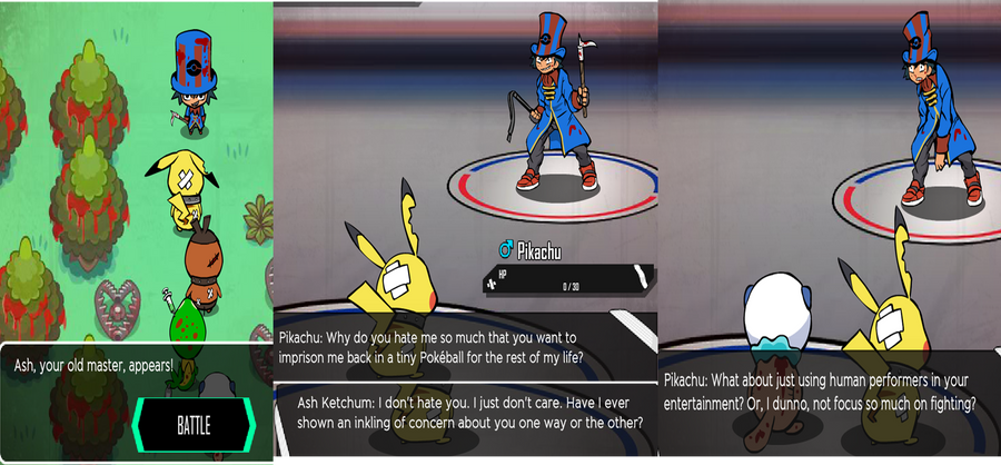 Pokemon Black And Blue Review: Part 2 By Stella6 On DeviantArt