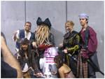 Pirates Cosplay