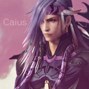 FFXIII-2 Caius Icon by zhiyuguyue
