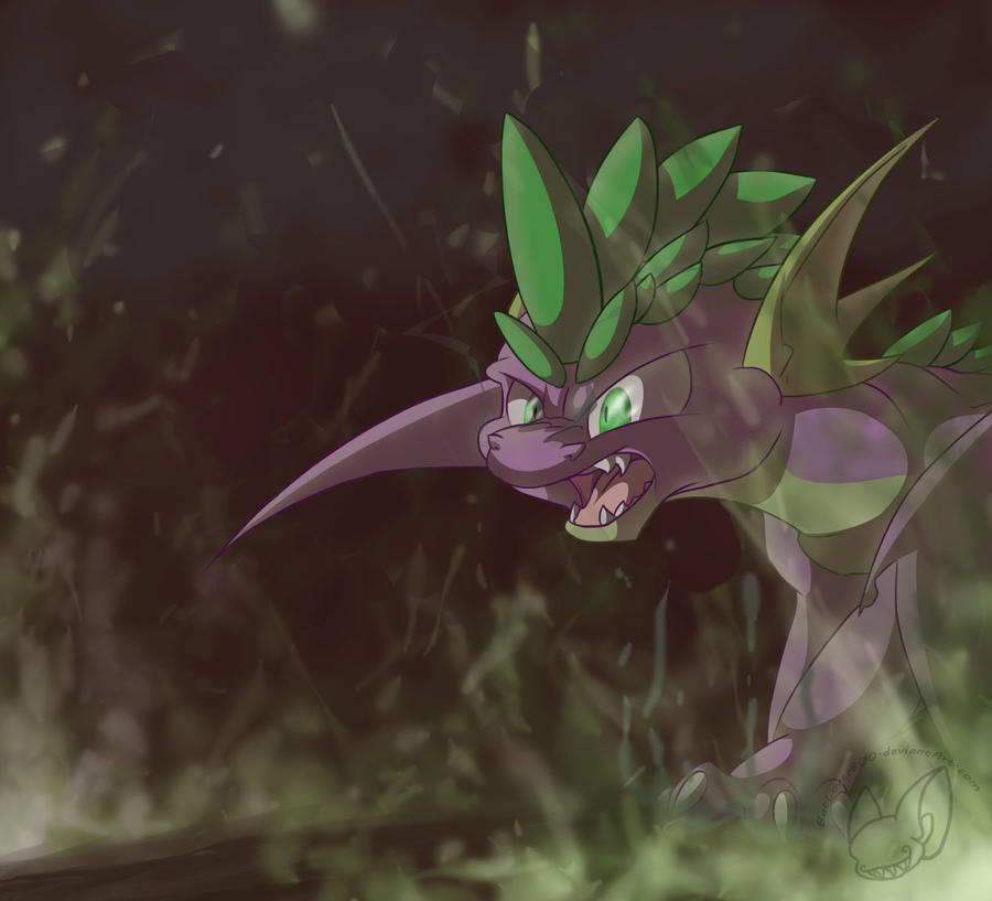 Spike Badassery by BatLover800