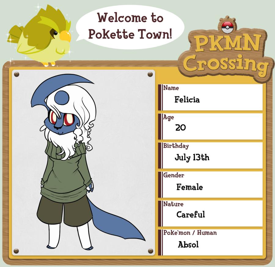PKMC App - Felicia by BatLover800