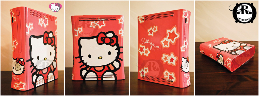 Hello Kitty 360 by ricepuppet