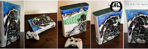 Halo Wars Xbox 360 by ricepuppet