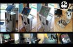 Building Arcade Machines