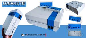 Icewhite Blue Collar - NES