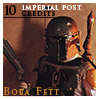 Imperial Stamp 3 - Boba Fett by G0DLIKE