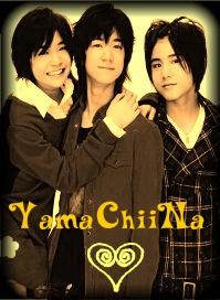 Hey Say Jump YamaChiiNa by ITellNoLies-Liar