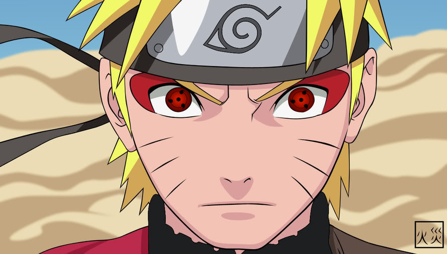 sharingan uzumaki naruto - photo #16