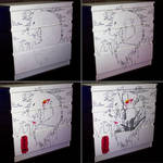 Mononoke Hime Drawer Part2