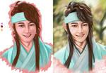 Minho Hwarang Work in Progress - Part 2