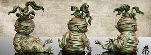 Faceless Mandrake