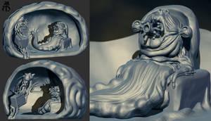 Gilda, the Lascivious Parasite