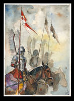 Husaria II by sanderus