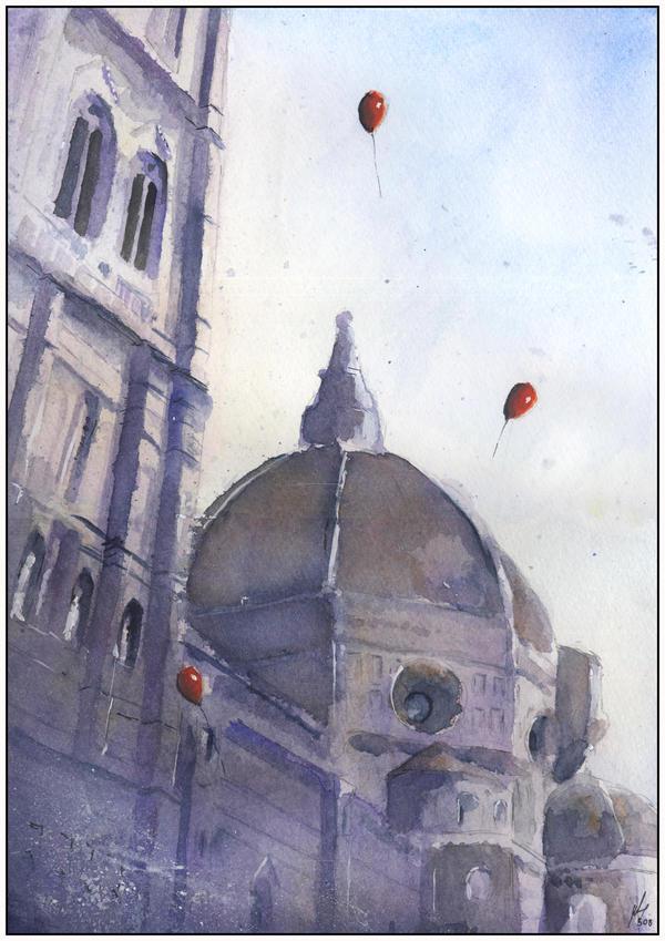Firenze Duomo by sanderus