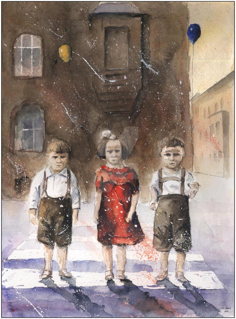 Kindermafia by sanderus