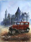 Count von Donnersmarck is taking a ride
