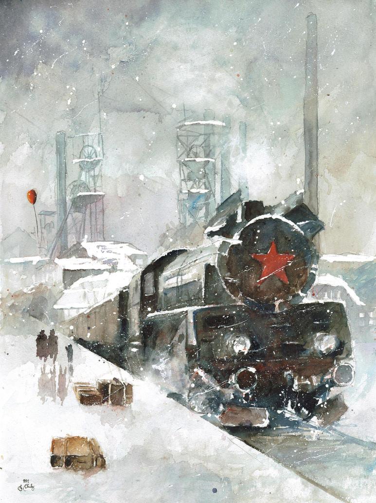 December 1945 in Silesia by sanderus