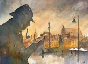 Sherlock Holmes in Warsaw
