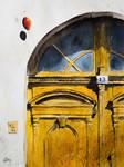 A door from Tokaj