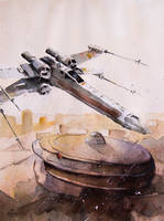 XWING over Katowice by sanderus