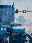 A ride across Katowice