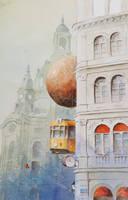 The Aitram in Dresden by sanderus
