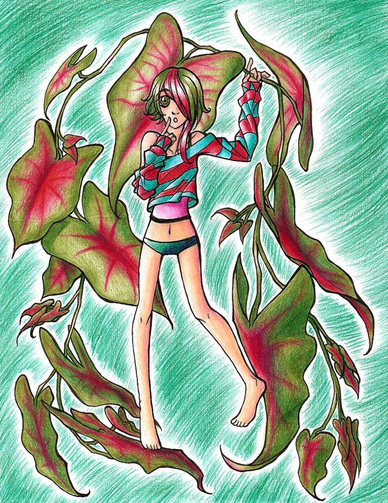 POISON GIRL by Koshou