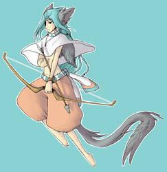 The Magician-Kimasu by Koshou