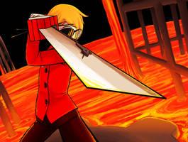 Dave: Be a badass by Koshou