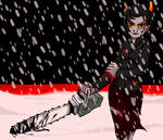 Cold Snow Warm Blood
